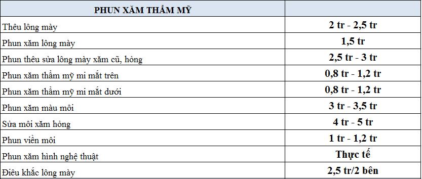 Chi phí phun xăm môi Hàn Quốc tại Bệnh viện thẩm mỹ Kangnam? 2