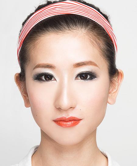 Phun môi màu hồng cam mềm mại, đẹp tự nhiên tại Bệnh viện thẩm mỹ Kangnam6