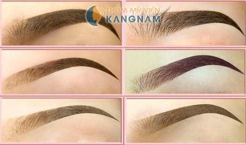 Bạn biết gì về thêu lông mày đẹp tự nhiên công nghệ số 1 Hàn Quốc?8