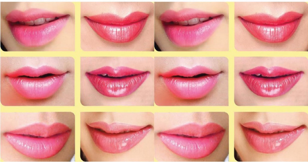 """""""Mách bạn"""" cách làm hồng môi bợt màu vào mùa đông5"""