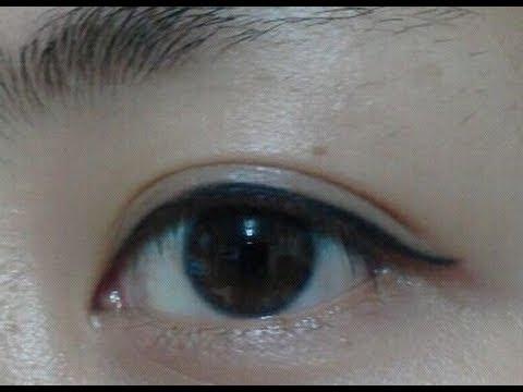 Vùng mí mắt sau khi xăm có cần phải kiêng nước không?2