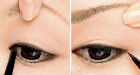 """""""Mách bạn"""" 3 cách kẻ mí giúp mắt to, tròn và đẹp tự nhiên1"""