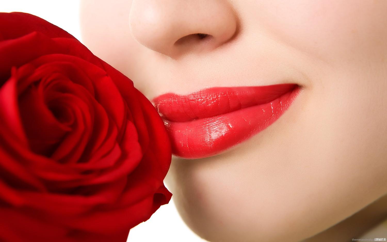 """Đoán """"phúc khí"""" của con người qua đôi môi"""