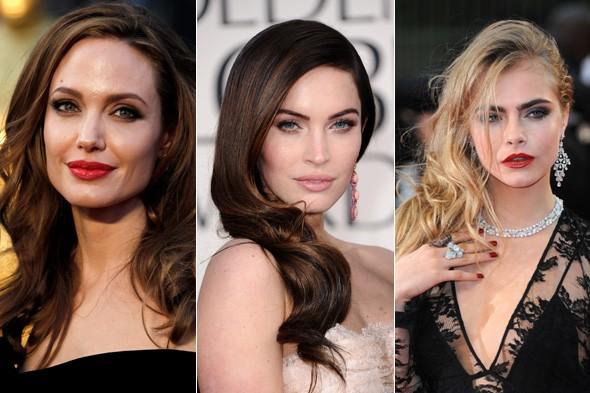 """""""Mách bạn"""" cách tỉa lông mày đẹp như sao Hollywood"""