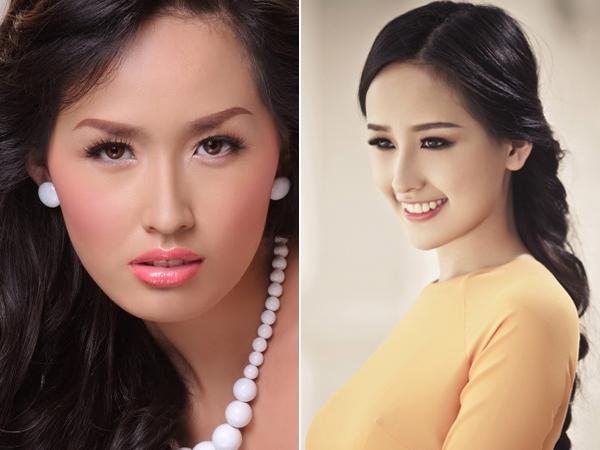 Nhan sắc sao Việt thay đổi 360 độ nhờ lông mày hợp mốt1