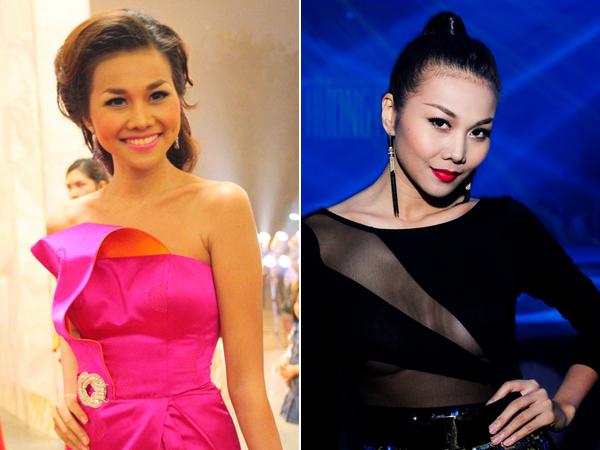 Nhan sắc sao Việt thay đổi 360 độ nhờ lông mày hợp mốt2