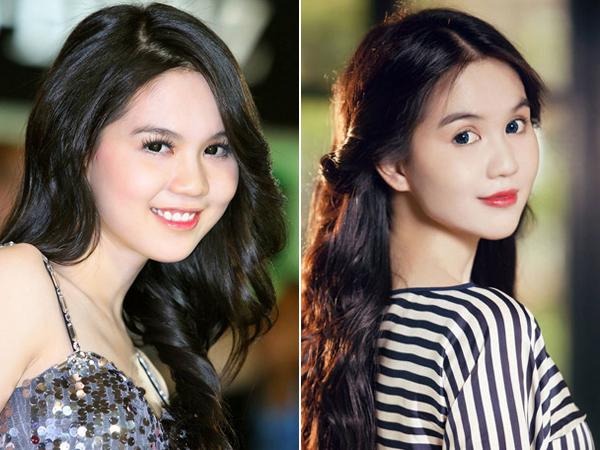 Nhan sắc sao Việt thay đổi 360 độ nhờ lông mày hợp mốt3