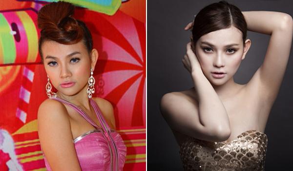 Nhan sắc sao Việt thay đổi 360 độ nhờ lông mày hợp mốt4