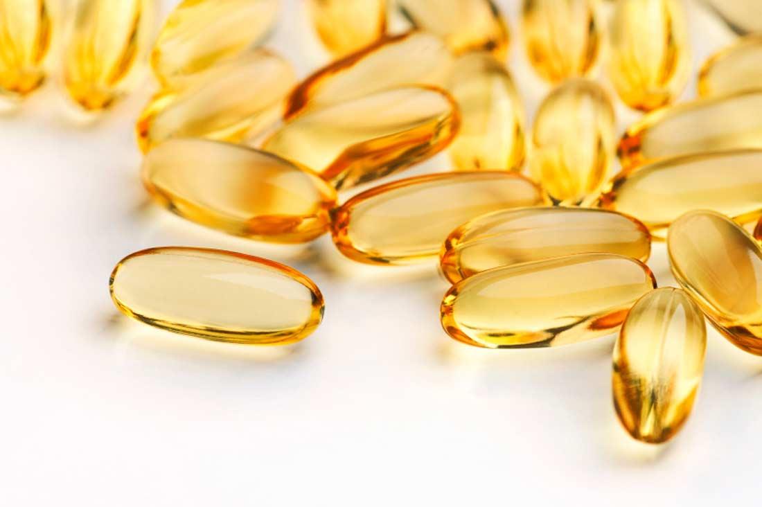 Cải thiện lông mày thưa bằng vitamin