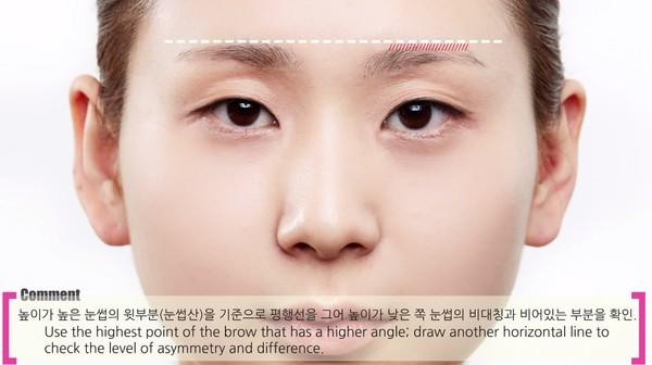 Cá tính của bạn thế nào thông qua hình dáng lông mày?5