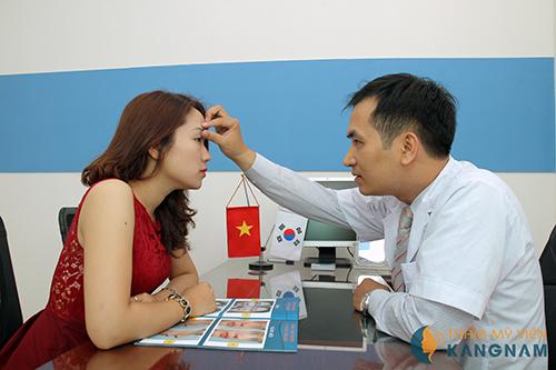 Tư vấn chuyên gia: Xăm mí mắt có hại không?3