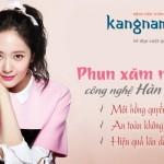 Phun xăm môi thẩm mỹ tại Kangnam – Rũ bỏ môi thâm, sỉn màu chỉ 60 phút