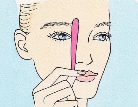 Bỏ túi cách cạo lông mày đẹp tại nhà cho bạn gái khéo tay 2