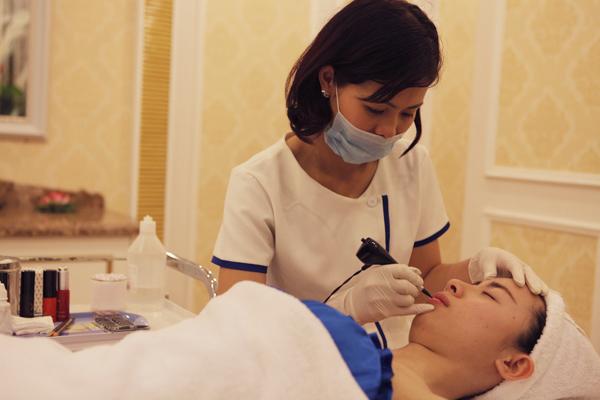 Mách chị em địa chỉ phun môi đẹp ở Hà Nội 3