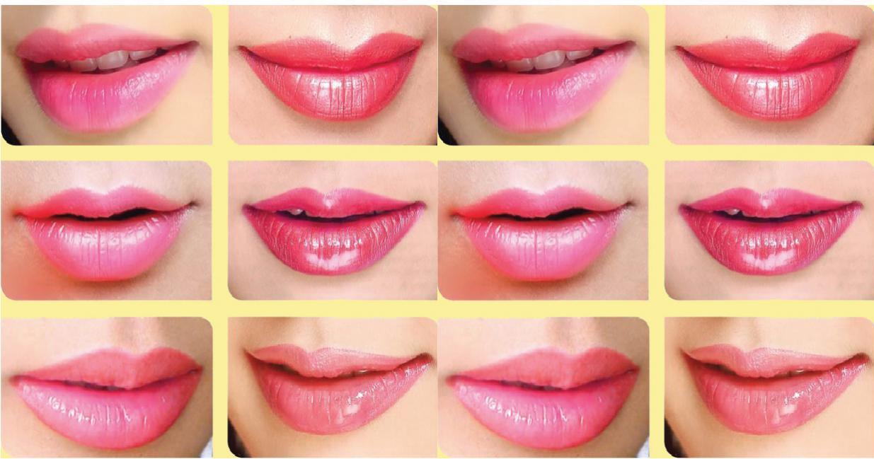 Phun môi khác xăm môi như thế nào