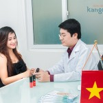 Kết quả sau phun thêu chân mày tại BVTM Kangnam như thế nào?