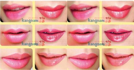 Phun môi bao lâu thì màu môi lên đều và đẹp 1