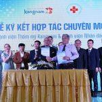 Bệnh viện thẩm mỹ Kangnam hợp tác Bệnh viện Nhân Dân 115 để nâng cao an toàn thẩm mỹ
