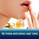 11+Cách trị thâm môi bằng mật ong hiệu quả chỉ trong 1 tháng