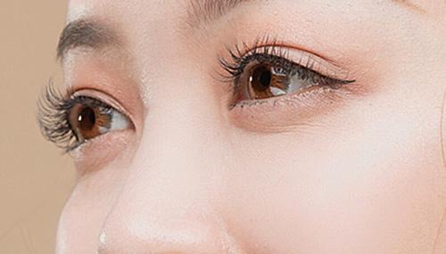 các kiểu phun mí mắt đẹp